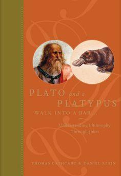 Platon bir gün kolunda bir ornitorenkle bara girer. Mükemmel bir kitap. Felsefe seven ve anlamak isteyen herkesin okuması gerekiyor.