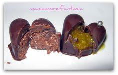 Un'idea da regalare, i cioccolatini ripieni fatti in casa