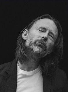 Thom Yorke - #Radiohead - Rolling Stone #Japan 2016 - By Taro Mizutani