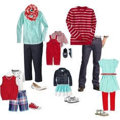What to Wear: Spring 2014 Family Portrait Sessions