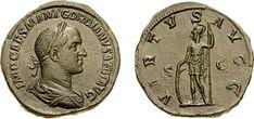 29. Gordian II (238, March22 - April 12)