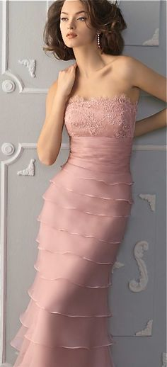 Vestidos Rosas o Nude 2013 Evening Dresses, Prom Dresses, Formal Dresses, Wedding Dresses, Bridesmaid Dress, Dresses 2013, Dress Prom, Beauty And Fashion, Look Fashion