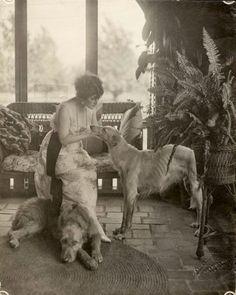 VINTAGE BLOG: Kitty Gordon 1918