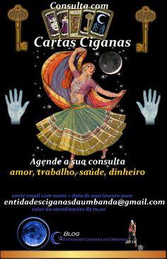 Entidades Ciganas da Umbanda (Clique Aqui) para entrar.: CONSULTA COM CARTAS CIGANAS, CONSULTA COM BARALHO ...