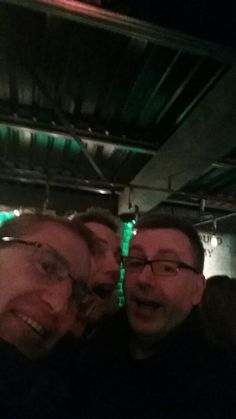 Jameson pop up bar selfie