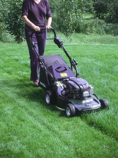 Discover the basics of mowing and why it's so vital to growing a healthy lawn.