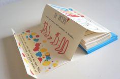 POM-POM | Fler.cz ... birthday party invitation by POMPOM papeterie Bude, Birthday Party Invitations, Paper, Paper Mill, Birthday Invitations