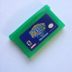 8516a9ad Legend of Zelda Oracle of Ages GBA Edition Repro Cart for Nintendo Gameboy  Game Boy Advance