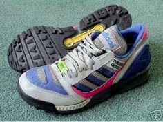online store 54843 d2cf1 Adidas Torsion Cross vintage