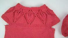 Baby Knitting Patterns, Knitting For Kids, Baby Barn, Baby Shawer, Knitting Videos, Baby Cardigan, Baby Wearing, Knit Crochet, Girls Dresses
