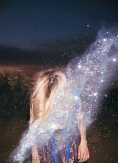 glitter night