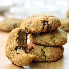 Clean Eating Dessert Recipes: Pumpkin Cookies