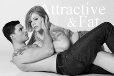 """Abercrombie said that they will not sell anything larger than a size Large for woman because it is for """"cool, attractive people"""" well Jes wrote an open letter to Jeffries regarding his recent comments and included these stunning photographs of herself posing with a more typical Abercrombie-type male model."""