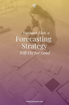 3 Business Flaws a Forecasting Strategy Will Fix For Good Starting A Business, Business Planning, Business Ideas, Business Interview Questions, Online Psychology Courses, Workplace Productivity, Employee Turnover, Atlantis, Operations Management