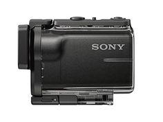 Sony HDRAS50B Full HD Action Cam Black * For more information, visit image link-affiliate link.