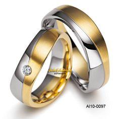 aliancas de casamento modelos em ouro dois amores