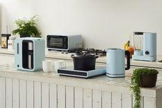 第1弾では、トースターやIHクッキングヒーターなど5種類の家電をラインナップする
