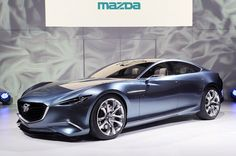 Mazda Shinari. Still in love with this one!