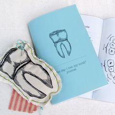 Tooth Fairy Kit. $25.00, via Etsy.