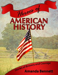 Heroes of American History - Written to convey the feelings and ideas of the people of those times, these stories tell us about American history and hold our interest with chapters on Patrick Henry, Samuel Adams, Nathanael Greene, John Paul Jones, Daniel Boone, George Rogers Clark, John Sevier, Robert Fulton, and more. The topics covered include the Revolutionary War, the expanding frontier, the Wilderness Road and the Erie Canal, along with the coming of trains and railroads, & the telegraph.