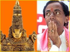 KCR to offer Rs 5 crore Jewellery to TTD - Teluguabroad