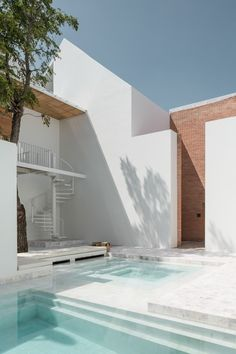 lovely home decor pool architectural design inspiring and incredible minimalistic and regal white on brick is a lovely modern touch to a classic style