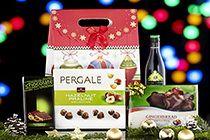 Cosuri cadou pentru Craciun Hazelnut Praline, Gingerbread, Calendar, Gift Wrapping, Chocolate, Holiday Decor, Cos, Gifts, Gift Wrapping Paper