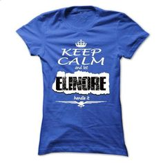 Keep Calm And Let ELINORE Handle It- T Shirt, Hoodie, H - #red shirt #moda sweater. ORDER HERE => https://www.sunfrog.com/Names/Keep-Calm-And-Let-ELINORE-Handle-It-T-Shirt-Hoodie-Hoodies-YearName-Birthday-Ladies.html?68278