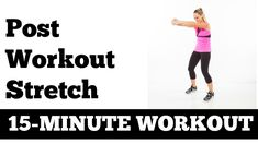 This Heart-Pumping, Workout Is Perfect for Small Spaces The thought of cardio make you wince? If the word conjures up hours of running, it's time to reset your mind! This cardio blast with Jessica Smith is quick and effective. Cardio Workout At Home, Home Exercise Routines, At Home Workouts, Arm Workouts, Cardio Hiit, Workout List, Week Workout, Fat Workout, Post Workout Stretches