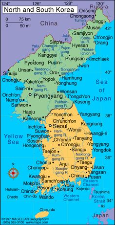 South Korea: 1973-74 lived in Uijeongbu (just outside of Seoul's border) & Ch'unch'on (then a 2 1/2 hour bus ride to Seoul)