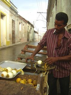 Cuban oranges
