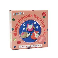 Buy Sleepy Friends Keyring Kit from our gift range at English Heritage. Friendship Bracelet Kit, Horse Gifts, Buy Toys, English Heritage, Bank Holiday Weekend, Knitting Kits, Woodland Creatures, Hama Beads, School Bags