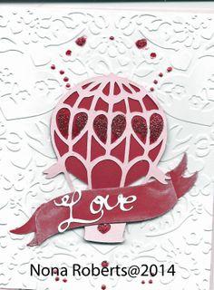 www.quwikcards.blogspot.com Used cricut cartridge Victorian Romance.