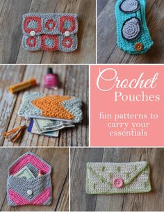 Crochet Patterns And Projects Book : ... on Pinterest Free Pattern, Crochet Patterns and Crochet Projects
