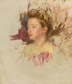 Sketch of Antoinette by Mary Cassatt | Art Posters & Prints