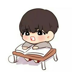 bts chibi v - - Yahoo Image Search Results Chibi Boy, Kawaii Chibi, Bts Chibi, Bts Drawings, Kawaii Drawings, Cartoon Boy, Cute Cartoon, Taehyung, Jungkook Cute