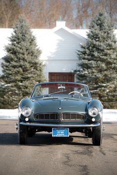 Timeless Classics: BMW 507 Roadster | Classic Driver Magazine