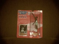 Starting Lineup 1997 Edition Antoine Walker NBA Figurine