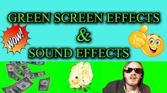 Best Green Screen Effects and Sound Effects For Filmora | 1000% Working ...