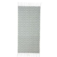 House Doctor Vloerkleed plastic 70x180cm grey/creme - €64,50