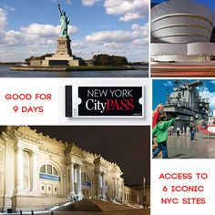 The Ultimate Guide to New York City's Best Sightseeing Passes - December 16, 2015 - NewYork.com