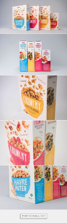 Eldorado Cereals — The Dieline - Branding & Packaging Design - created via https://pinthemall.net