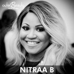 We had a nice time meeting @Anitra Townsend B at #imats #imatsnewyork #imats2014 #imatsnyc #beauty #makeup #beautyguru #outerbeautycosmetics #outerbeautyinc