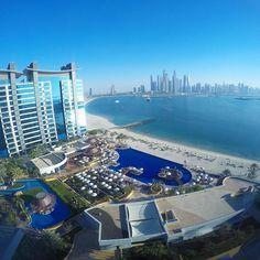 Good morning Dubai  Wake up! it's Saturday! #mydubai #dubai #palmjumeirah #myview #realestate #realestatedubai originally shared on Instagram via ArabianEscapes.com by claudio.305 #Apartments #Villas #Properties #Property #ArabianEscapes #DubaiProperties #RealEstateDubai #Dubai #UAE #AbuDhabi #PropertyRentals