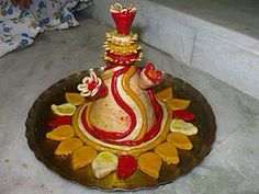 Sri (one of the bengali wedding ritual), representation of beauty of groom and bride