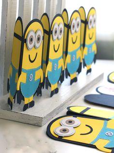 Minion birthday party ideas, Minion invitations, Despicable me party invitations