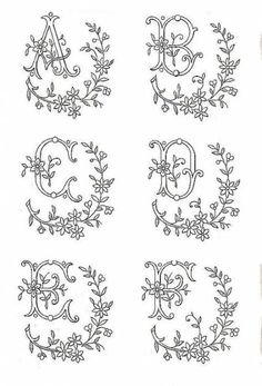 Hand embroidery patterns for letter D - Yahoo Image Search Results Embroidery Machine Reviews, Machine Embroidery Projects, Free Machine Embroidery Designs, Hand Embroidery Patterns, Etsy Embroidery, Embroidery Monogram Fonts, Embroidery Hoop Art, Embroidery Designs Free Download, Abc Letra