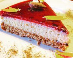 Una cheese cake senza cheese? Naturalmente cake... senza zucchero » Il Cibo della SaluteIl Cibo della Salute