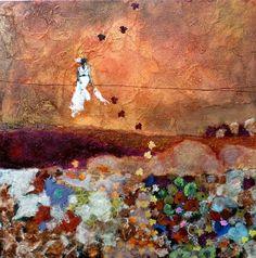 victoria Picini: Un peu, beaucoup, passionnément... 40x40 cm