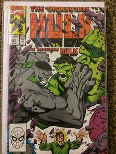 The Incredible Hulk #376 1990